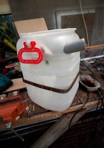 Фильтр для пылесоса своими руками из поролона